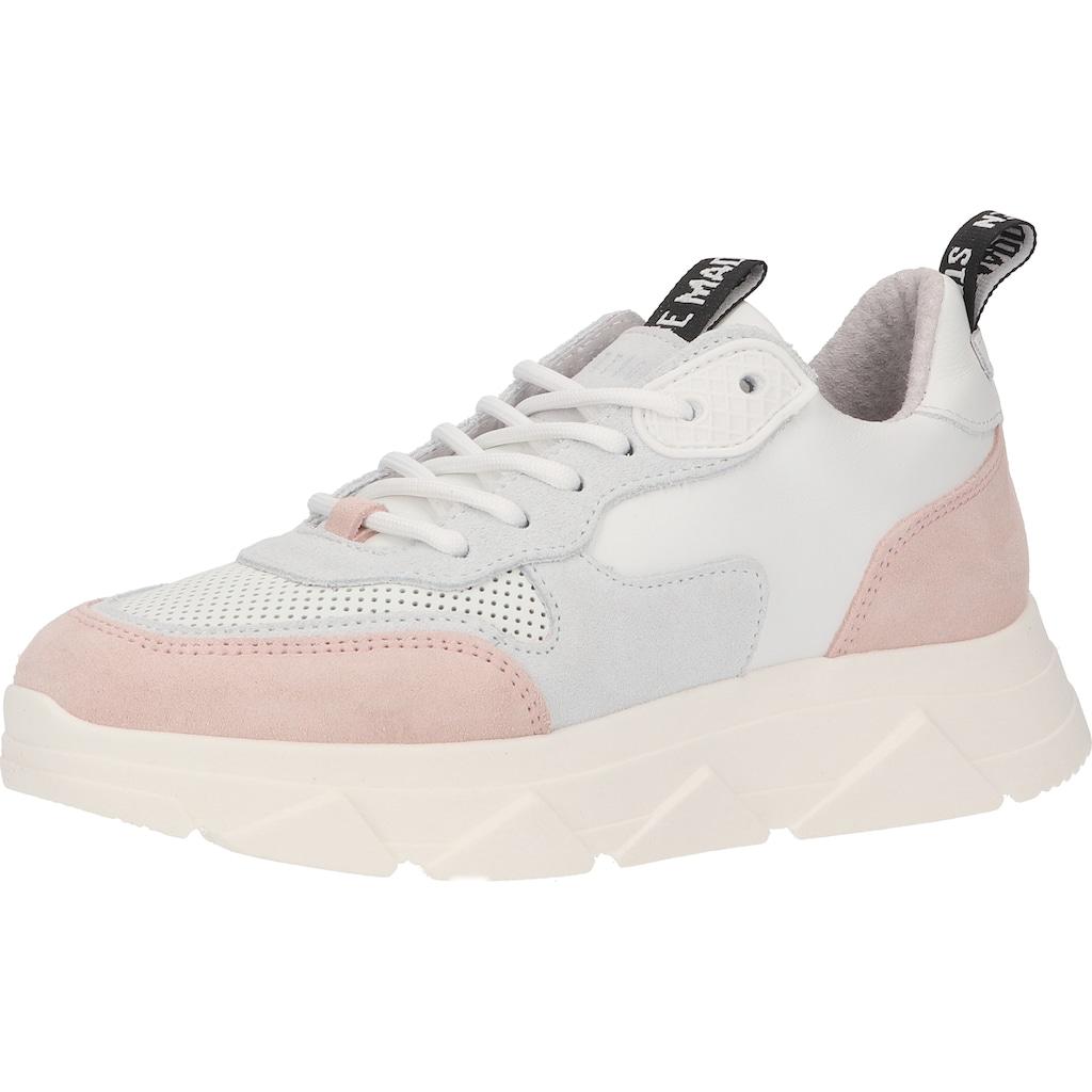 STEVE MADDEN Sneaker »Veloursleder«
