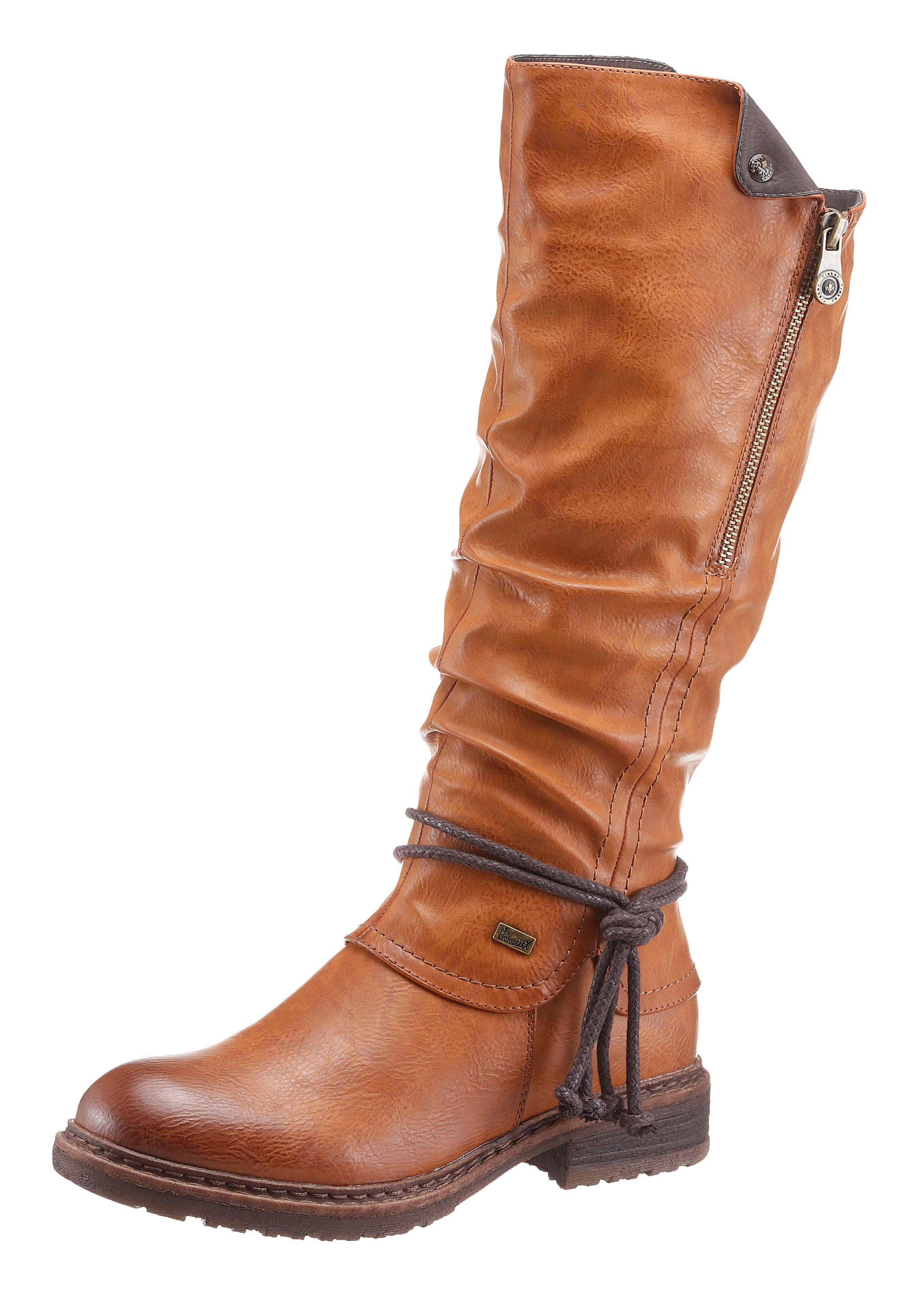 Rieker Weitschaftstiefel | Schuhe > Stiefel > Weitschaftstiefel | Rieker