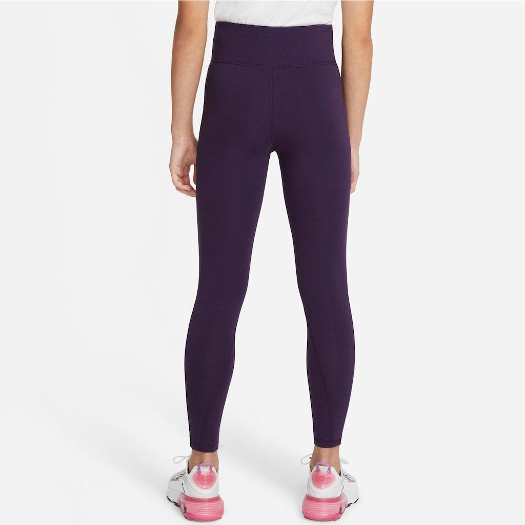 Nike Sportswear Leggings »GIRLS FAVORITES GX LEGGINGS«