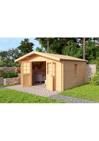 Nordic Holz Gartenhaus »Nienstedten 1« kaufen