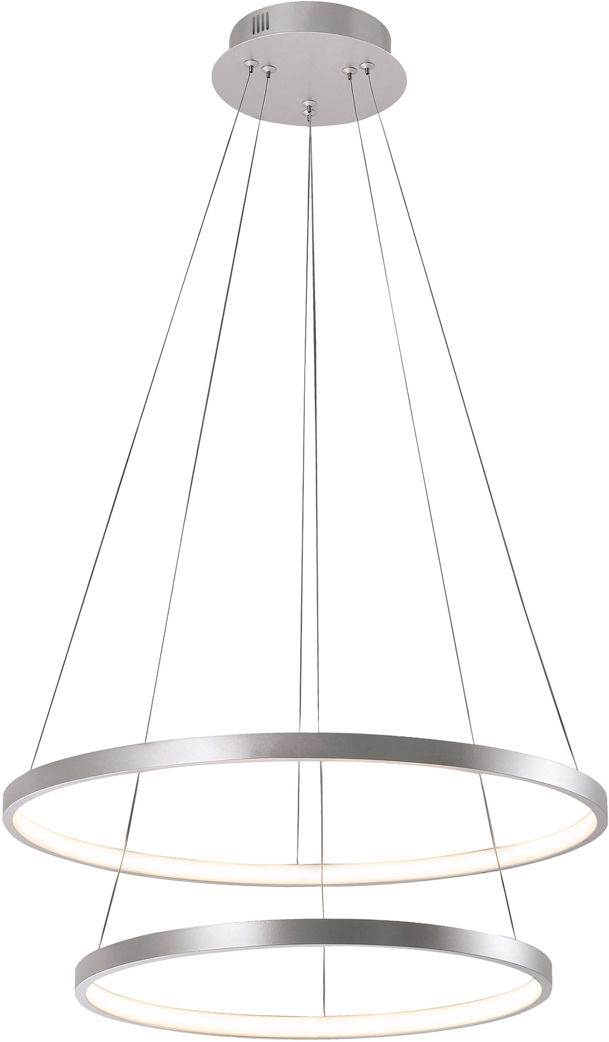 Leuchten Direkt,LED Pendelleuchte CIRCLE