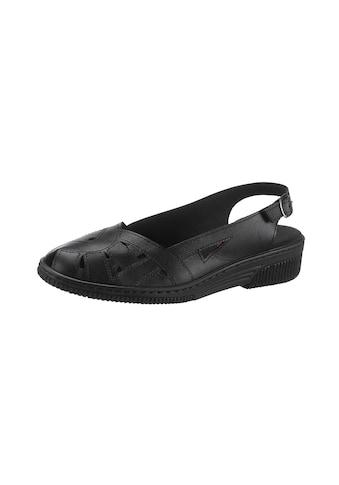 Kiarteflex Sandalette mit weichem Fußbett kaufen