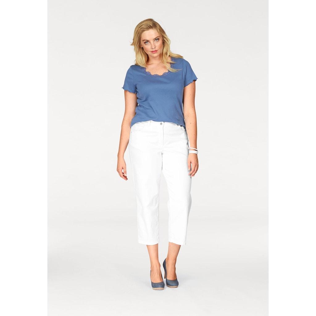 KjBRAND 7/8-Jeans »Babsie: bequemer Oberschenkel«, Superstretch