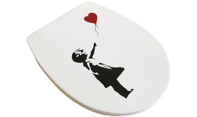 ADOB WC - Sitz »Roter Ballon«, Absenkautomatik, abnehmbar kaufen