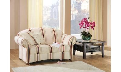 Max Winzer® 2-Sitzer »Carolina«, im Retrolook, Breite 150 cm kaufen
