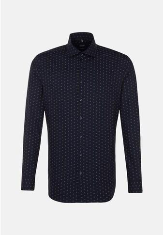 seidensticker Businesshemd »Shaped«, Shaped Langarm Kentkragen Paisley kaufen