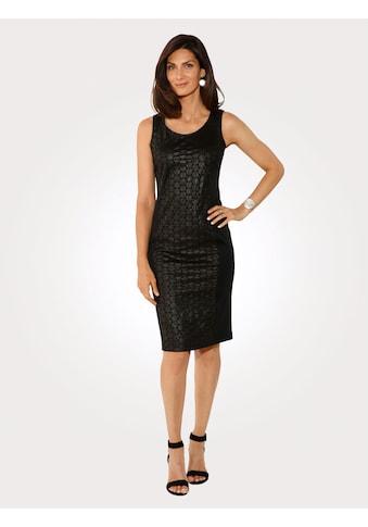 Mona Kleid aus Lederimitat kaufen