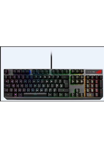 Asus Tastatur »Gaming Tastatur, USB«, (Gaming-Modus-USB-Anschluss), ROG Strix Scope RX kaufen