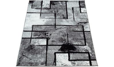 Paco Home Teppich »Mondial 101«, rechteckig, 14 mm Höhe, Kurzflor, Wohnzimmer kaufen