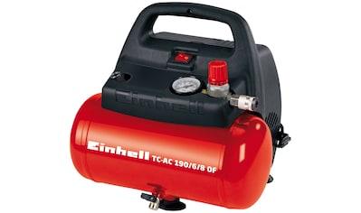 EINHELL Kompressor »TC - AC 190/6/8 OF« kaufen