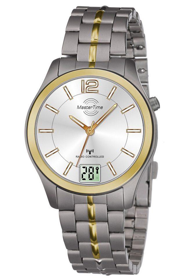 MASTER TIME Funkuhr MTLT-10354-42M | Uhren > Funkuhren | Master Time
