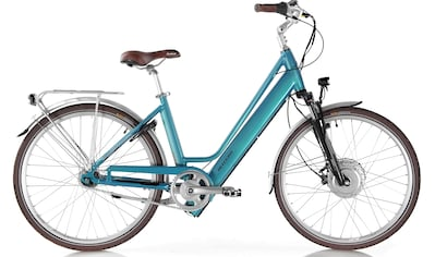 ALLEGRO E-Bike »Invisible City Plus Blue«, 7 Gang, Shimano, Nexus, Frontmotor 250 W kaufen