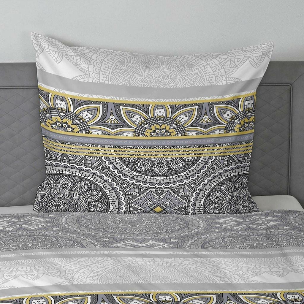 TRAUMSCHLAF Bettwäsche »Bo«, orientalisches Design mit seidigem Glanz