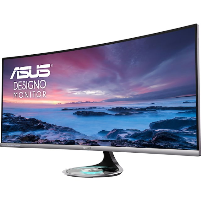 "Asus MX38VC Gaming-Monitor »95,25 cm (37,5"") Curve UWQHD, 5 ms«"
