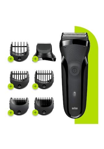 Braun, Elektrorasierer Series 3 Shave&Style 300BT kaufen