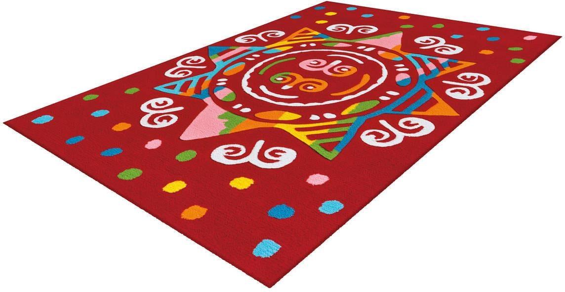 Kinderteppich Spirit 3145 Arte Espina rechteckig Höhe 17 mm handgetuftet