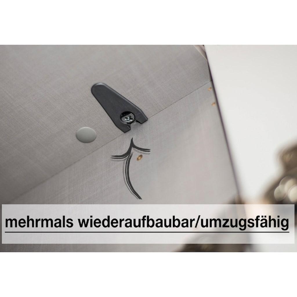 Express Solutions Drehtürenschrank »SWIFT«, Kurze Lieferzeit, wahlweise inkl. Zubehör-Paket