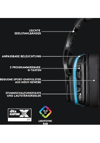 Logitech G Gaming-Headset »G635 7.1 Surround Sound LIGHTSYNC« kaufen