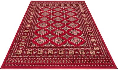 NOURISTAN Teppich »Sao Buchara«, rechteckig, 9 mm Höhe, Kurzflor, Orient-Optik, Wohnzimmer kaufen