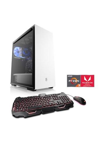 CSL »Levitas T8413 Windows 10 Home« Gaming - PC (AMD, Ryzen 3, Radeon Vega 8) kaufen