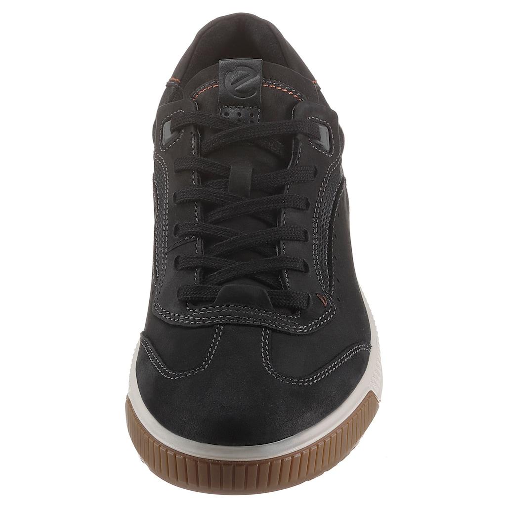 Ecco Sneaker »Byway Tred«, mit Ziersteppung