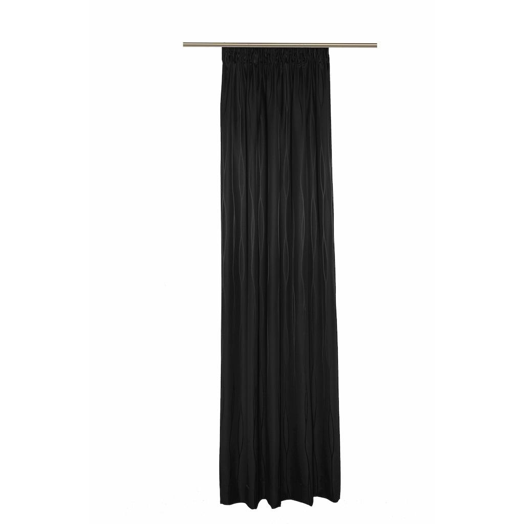 Wirth Vorhang nach Maß »LANGWASSER«, Breite 132 cm