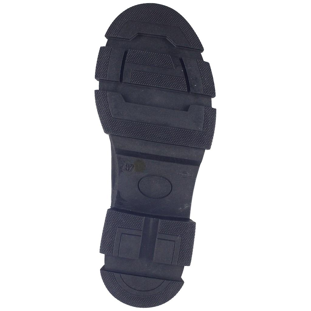 STEVE MADDEN Stiefel »Leder/Textil«
