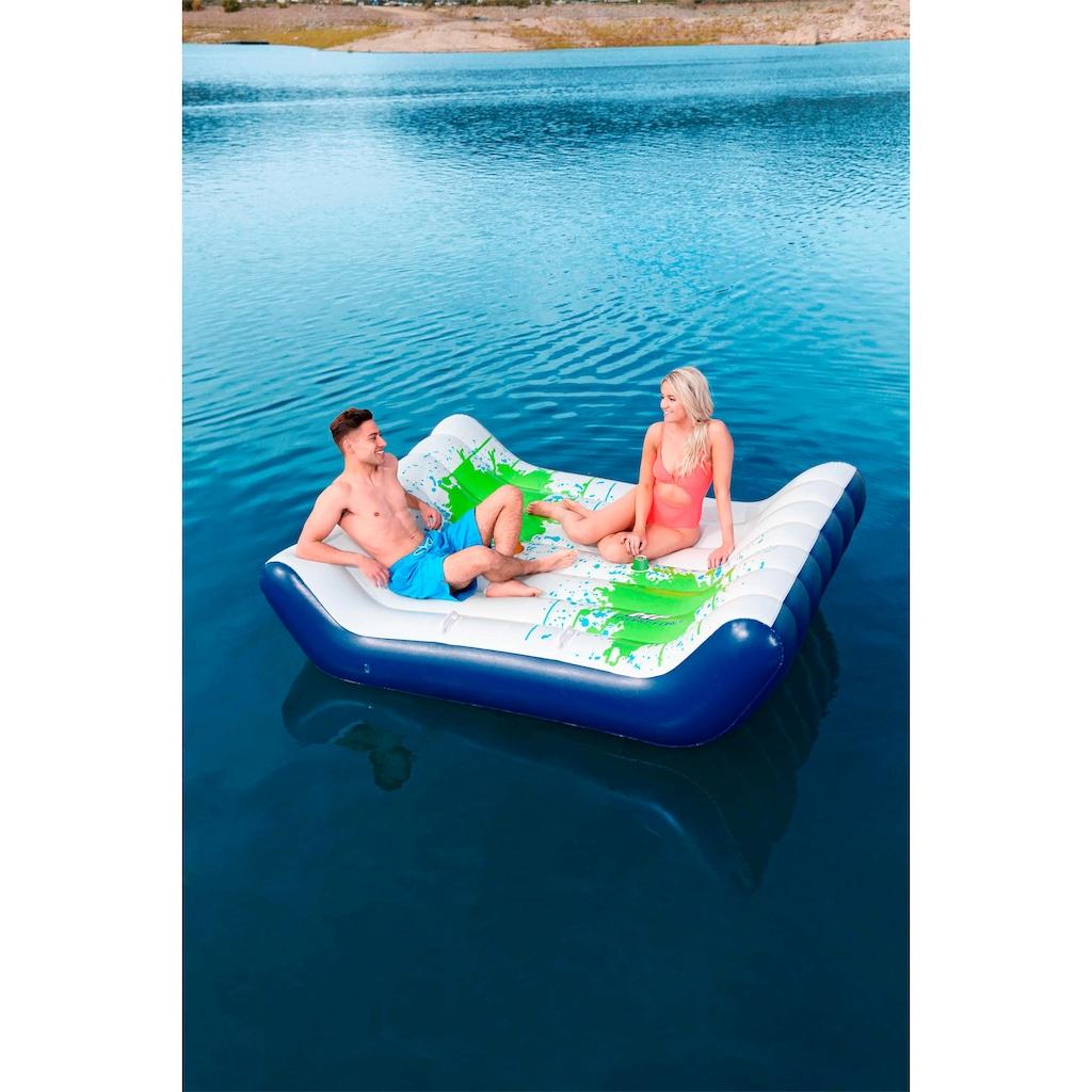 Bestway Luftmatratze »Hydro-Force™ Lounge«, BxLxH: 173x221x67 cm