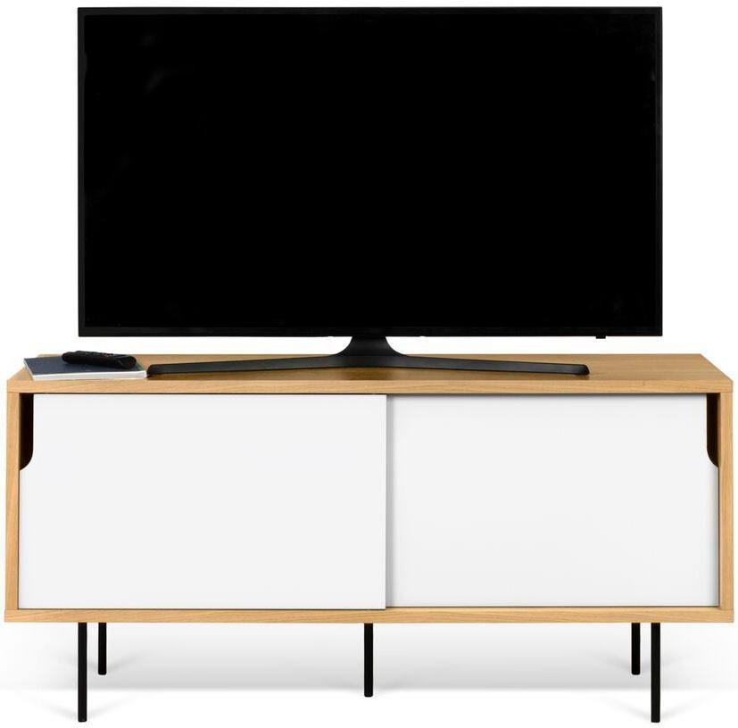 TemaHome Sideboard Dann mit zwei Schiebetüren Breite 135 cm