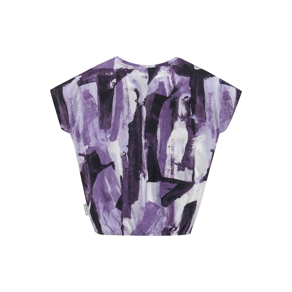 Bench. Fledermausshirt, mit tollem Muster