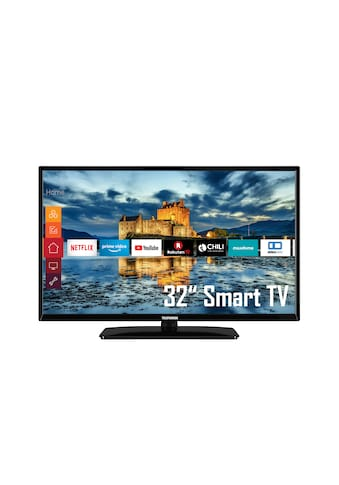 "Telefunken LED-Fernseher »D32H551N1CWI«, 80 cm/32 "", HD-ready, Smart-TV kaufen"