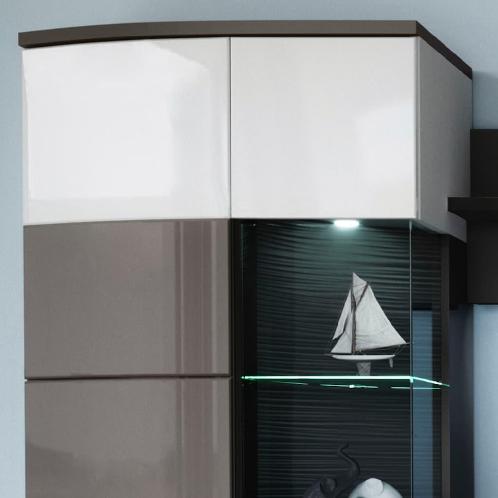INOSIGN Wohnwand »Trendy«, (Set, 4 St.), ohne Beleuchtung