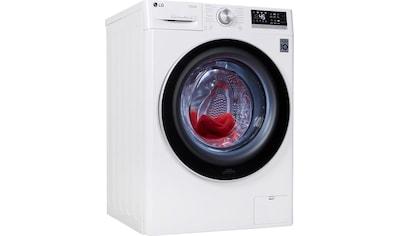 LG Waschmaschine »F4WV409S1«, Serie 4, F4WV409S1, 9 kg, 1400 U/min kaufen
