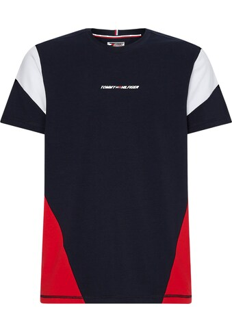 Tommy Hilfiger Sport T-Shirt »BLOCKED SEASONAL TEE« kaufen