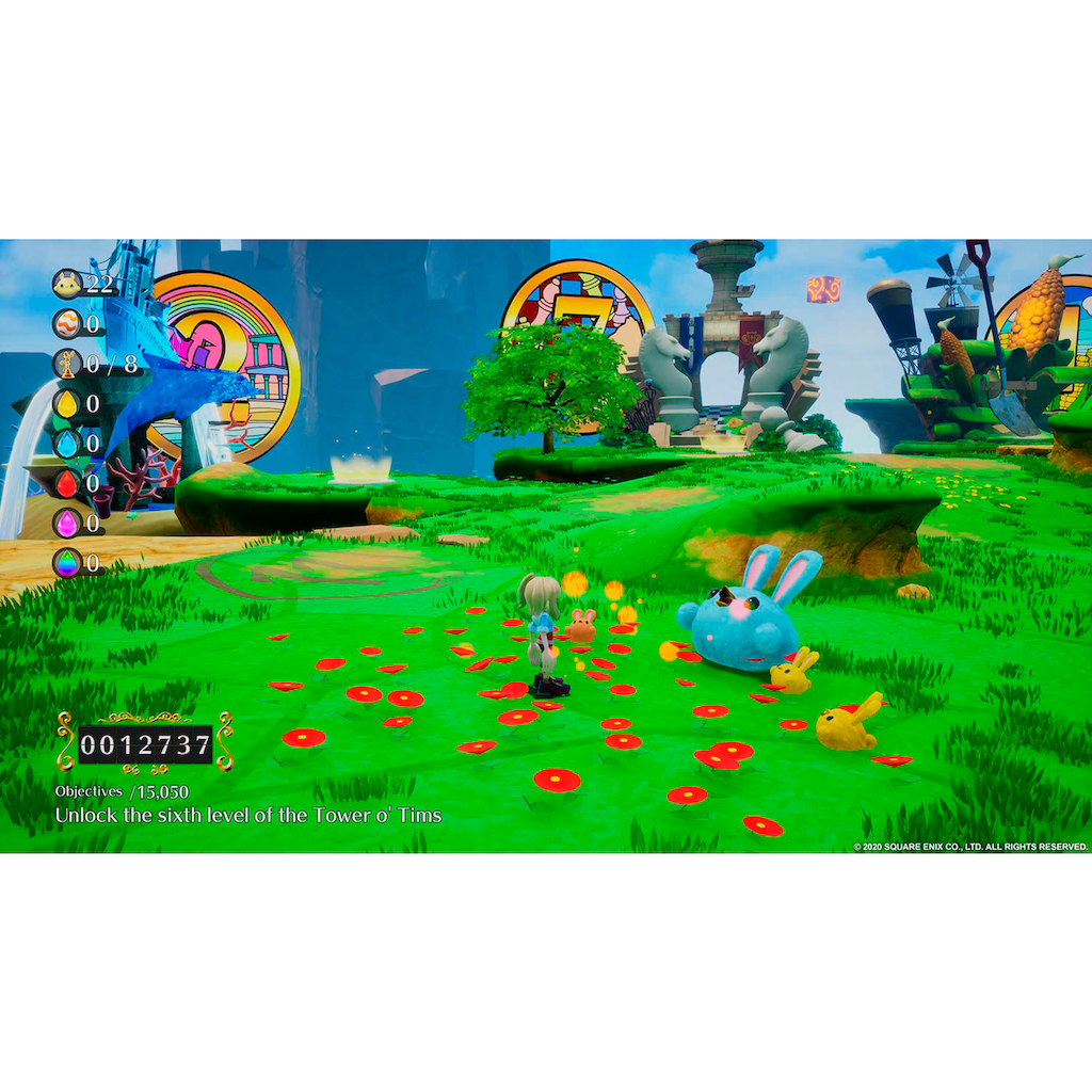 SquareEnix Spiel »Balan Wonderworld«, PlayStation 5