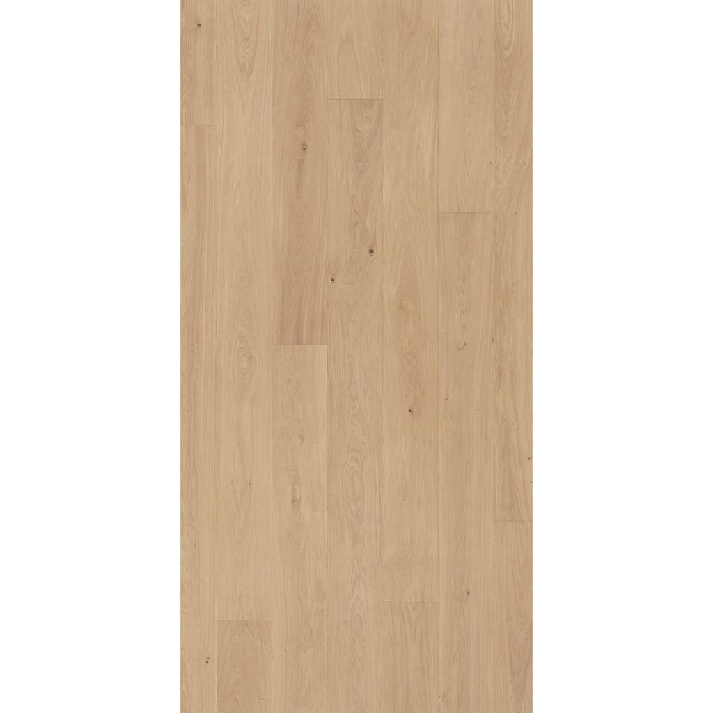 PARADOR Parkett »Basic Classic - Eiche pure, lackiert«, lackiert, 2200 x 185 mm, Stärke: 11,5 mm, 4,07 m²