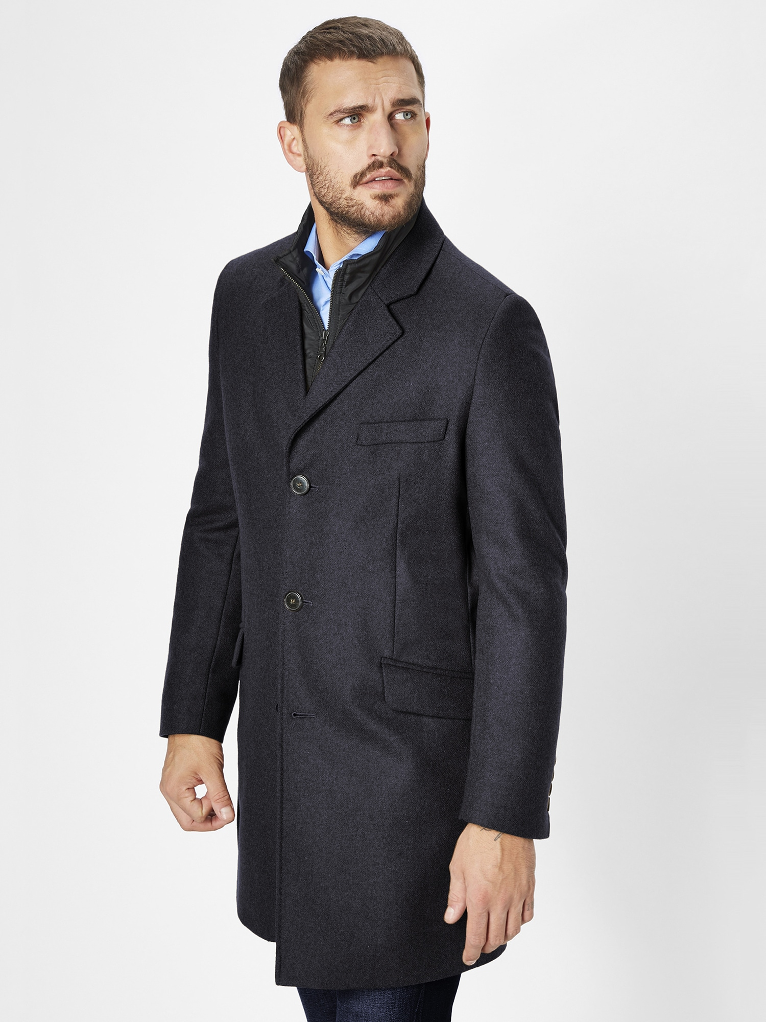 s4 jackets -  Wollmantel