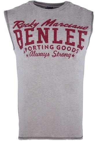 Benlee Rocky Marciano Muskelshirt »LASTARZA«, mit sportivem Print kaufen