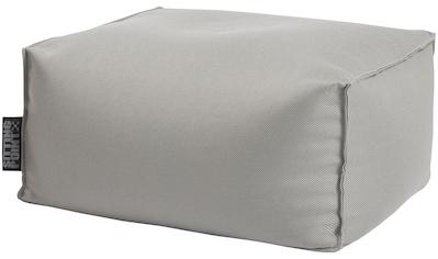 Sitting Point Sitzsack »KORFU Roll«, SITTING POINT für Indoor und Outdoor kaufen