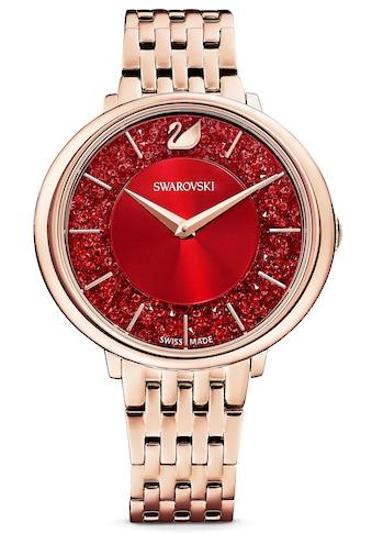 Swarovski Schweizer Uhr »Crystalline Chic, 5547608« kaufen