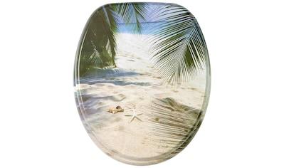 Sanilo WC-Sitz »Beach« kaufen