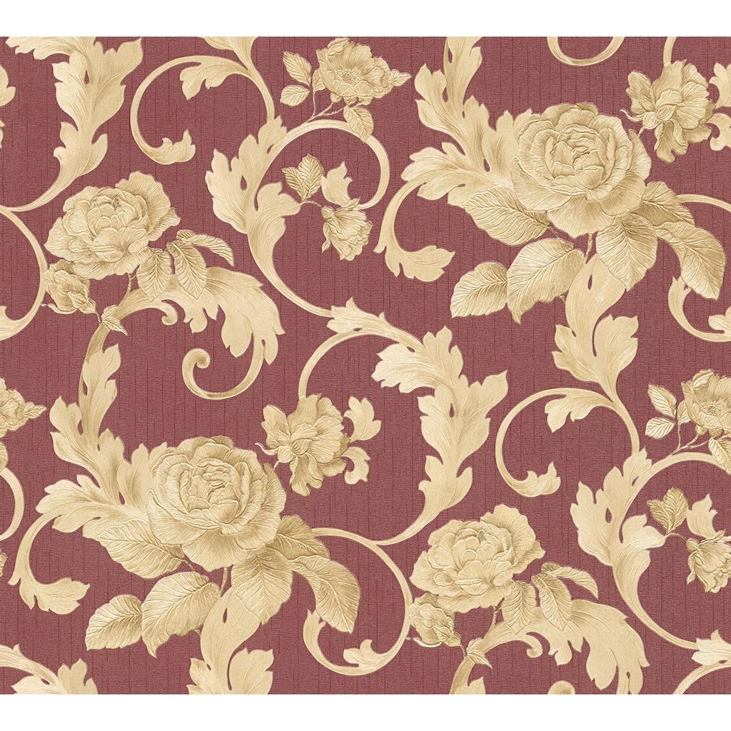 Architects Paper Vliestapete »Nobile«, floral, mit Rosen