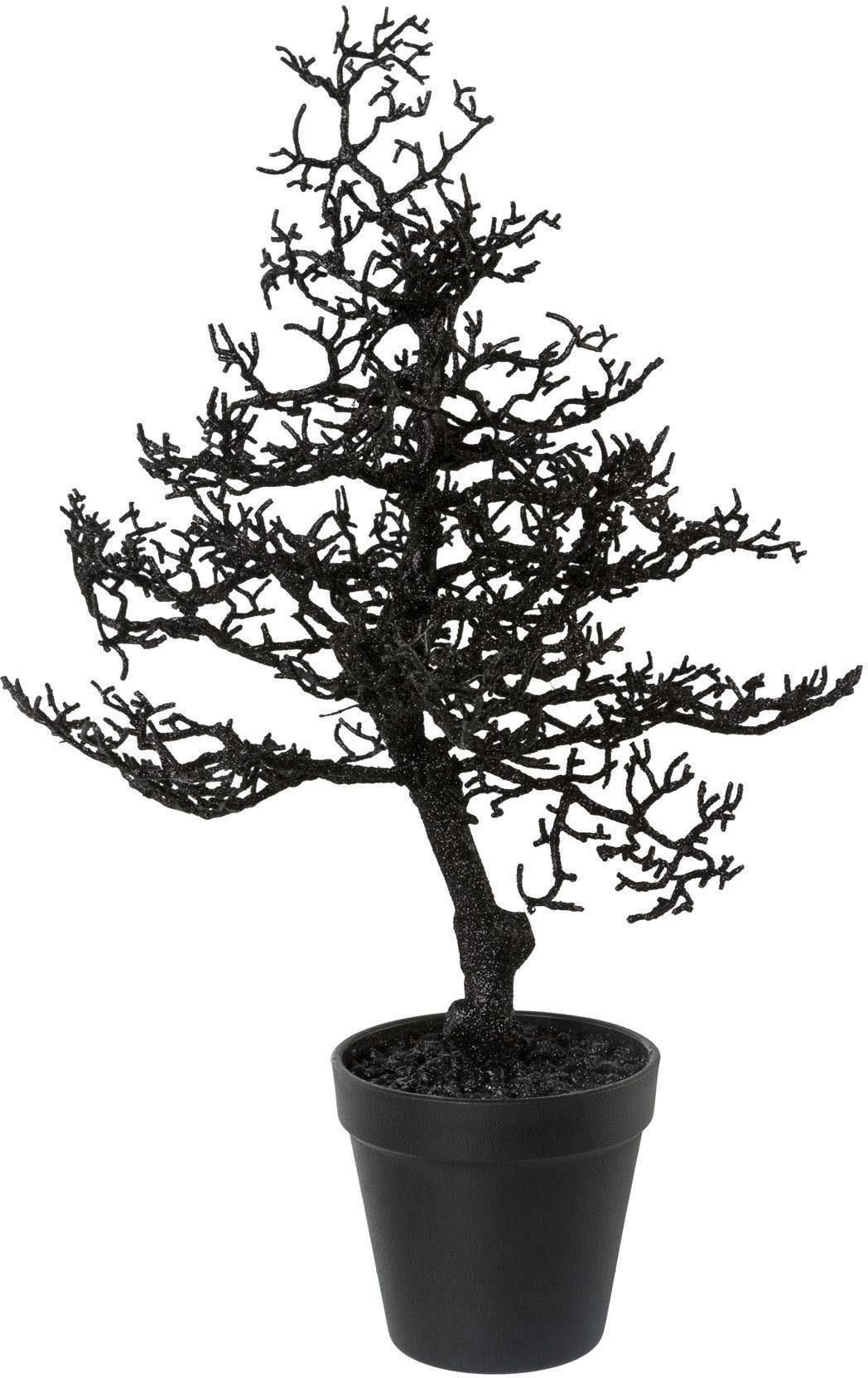 Kunstbaum Hainbuche (1 Stück) Wohnen/Möbel/Kleinmöbel/Kunstpflanzen/Kunstbäume
