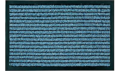 ASTRA Fußmatte »Karat 620«, rechteckig, 10 mm Höhe, Fussabstreifer, Fussabtreter, Schmutzfangläufer, Schmutzfangmatte, Schmutzfangteppich, Schmutzmatte, Türmatte, Türvorleger, In -und Outdoor geeignet kaufen