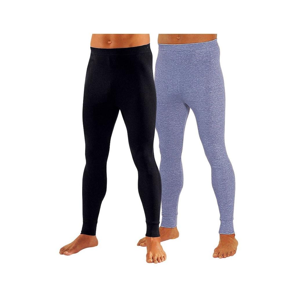 Clipper Lange Unterhose, aus weichem Single Jersey