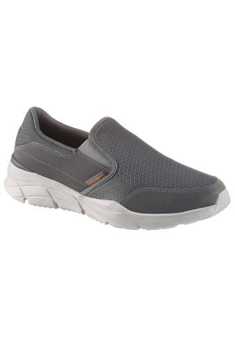 Skechers Slip-On Sneaker »Equalizer 4.0«, mit Air-Cooled Memory Foam-Ausstattung kaufen