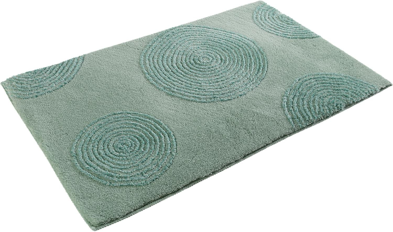 Badematte Yoga Esprit Höhe 20 mm rutschhemmend beschichtet fußbodenheizungsgeeignet