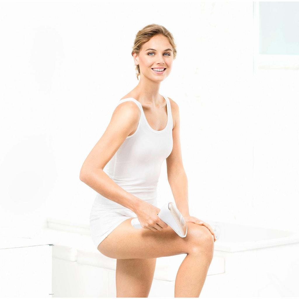 BEURER IPL-Haarentferner »Velvet Skin Pro«, 300000 Lichtimpulse, schnelle Anwendung, Automatische Hauttonerkennung, Akkubetrieb