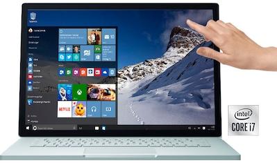 Microsoft Surface Book 3 1TB/32GB Notebook (34,29 cm / 13,5 Zoll, Intel,Core i7,  -  GB HDD, 1000 GB SSD) kaufen