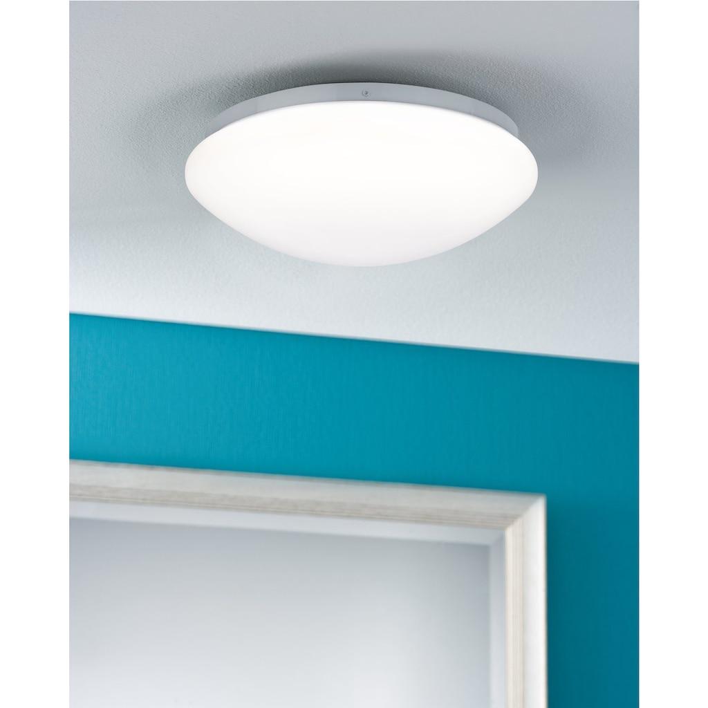 Paulmann LED Deckenleuchte »Leonis rund 9,5W Neutralweiß mit Bewegungsmelder«, 1 St., Neutralweiß